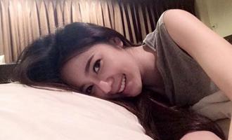 22岁泰国女星酷似侯佩岑