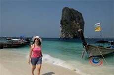 甲米——海島、沙灘度假天堂