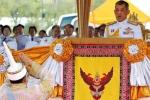 泰国新国王拉玛十世正式登基