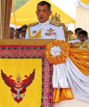 泰國哇集拉隆功王儲正式即位成為拉瑪十世國王