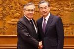 王毅會見泰國、肯尼亞外長