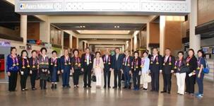 泰國中華總商會主席陳振治訪問潮汕三市