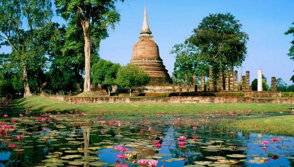 泰媒:今年前4個月泰旅遊創收突破1兆銖 中國遊客貢獻大