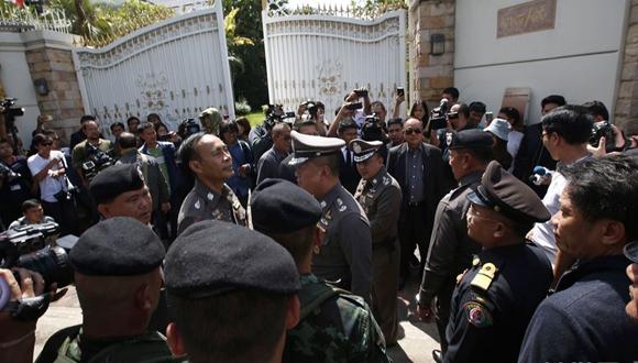 泰前總理英拉被曝藏身迪拜 警方對其住宅進行搜查