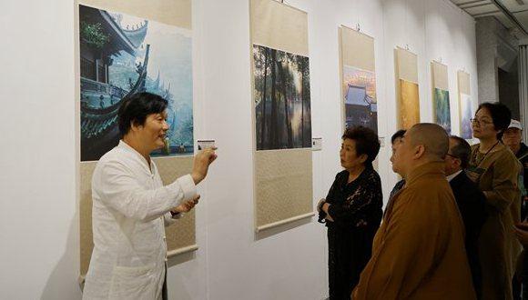 杭州西湖佛教文化攝影展在曼谷圓滿閉幕