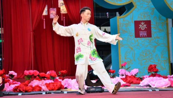 2017春节庙会活动在泰国曼谷举行